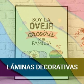 Láminas decorativas